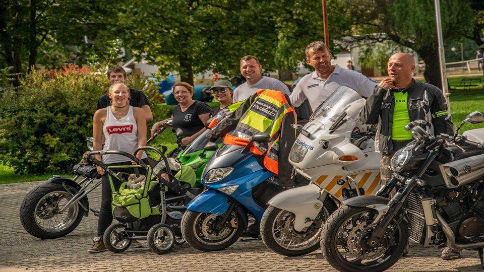 motoros polgárőrök