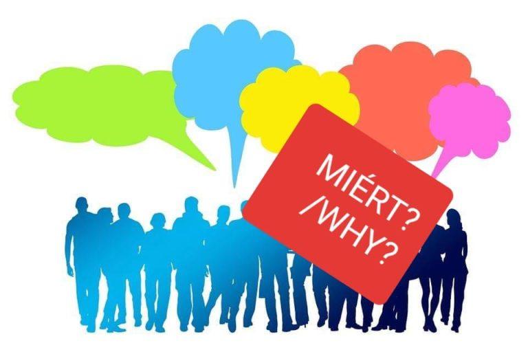 MIÉRT kampány 6: MIÉRT ne beszélj helyette?